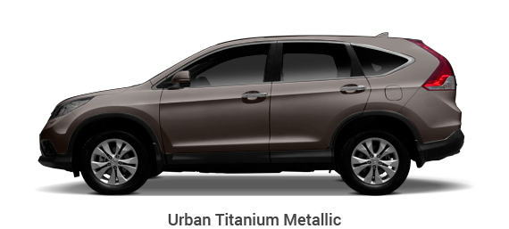 CR-V Reviews & Specifications