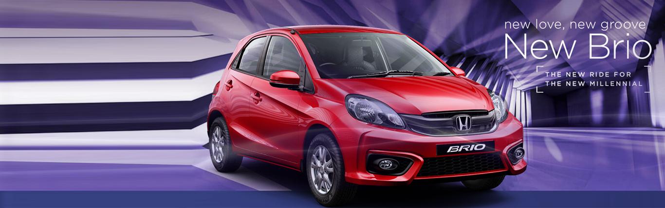 honda brio price in bangalore | Magnum Honda